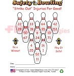 FMC Semi Custom Bowling Card