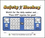 3x4 Hockey - Single Pack (100 Color Cards)