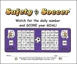 3x4 Soccer - Single Pack (100 Color Cards)