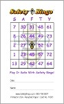 2x3 SAFTY - Single Pack (100 Color Cards)